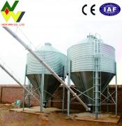 Hệ thống cân,silo